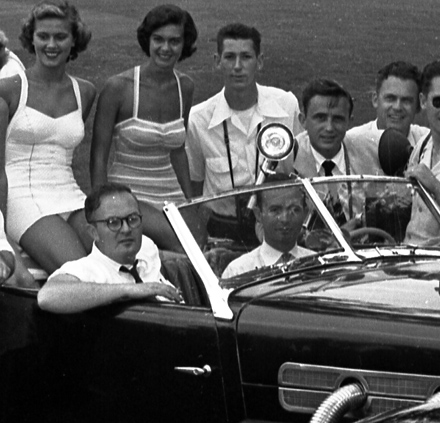 Miss North Carolina Pageant Ca. 1950's
