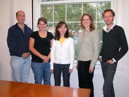 UNC SILS 2007-2008 Digital Curation Fellows
