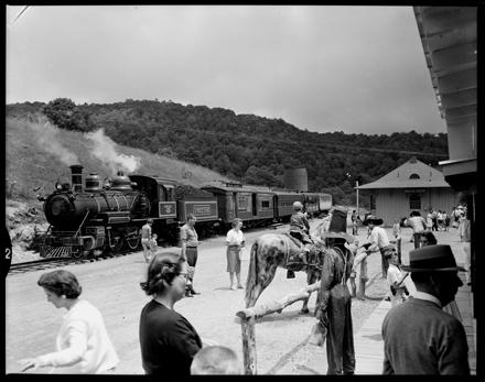 Tweetsie Railroad, 1959