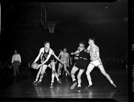 1946 NCAA Championship Game, Madison Square Garden