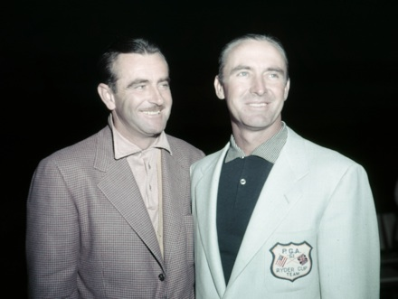 Members of 1951 U.S. Ryder Cup Team