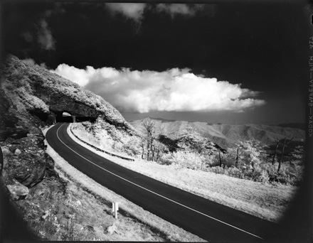 Craggy Pinnacle Tunnel, Blue Ridge Parkway, circa late 1950s-early 1960s