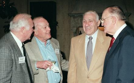 Reunion of 1947 Sugar Bowl Teams, January 2, 1997