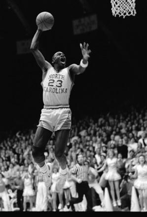 Michael Jordan slam dunk against UVA