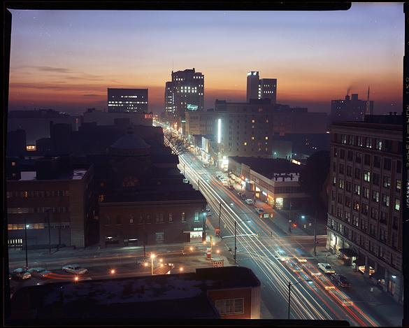 Charlotte, Noth Carolina circa 1970s-1980s