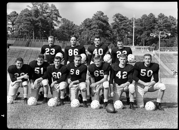 1947 UNC football team members