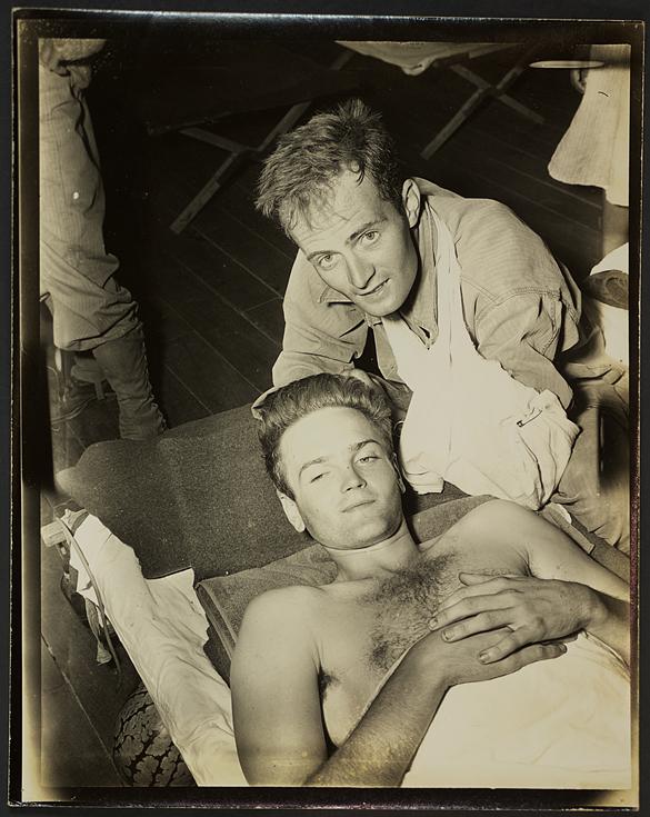 Hugh Morton and Conway Spanton