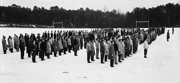 Carolina Volunteer Training Corp, 1942