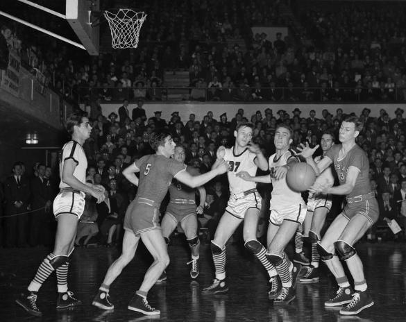University of South Carolina versus North Carolina State University, 1942 Southern Conference Tournament