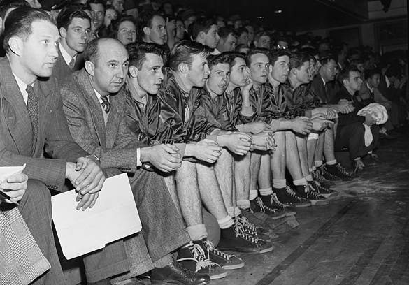 Unidentified team, 1942 Southern Tournament
