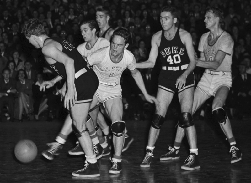 Duke versus NCSU 1942 Southern Conference Tournament