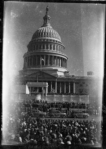 United States Capitol, Inauguration Day 1941?