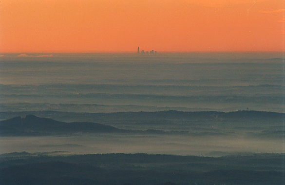 Charlotte from Grandfather Mountain