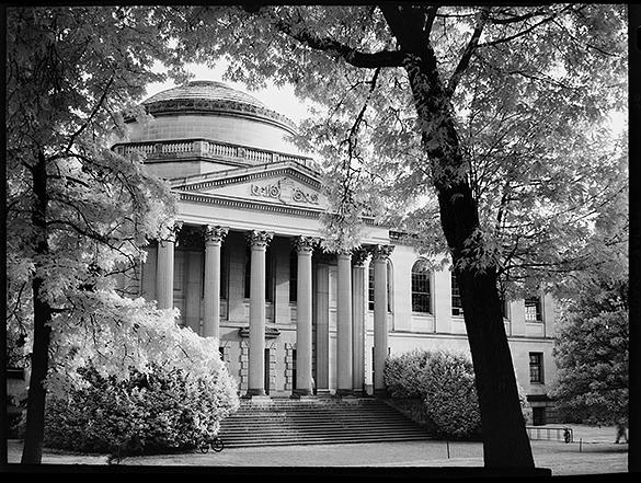 Wislon Library, circa 1946-1947