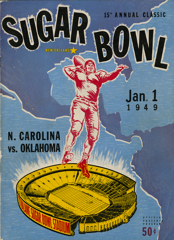SugarBowlProgram1949