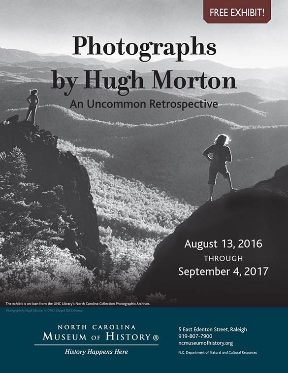 NCMH_flyer_PhotographsByHughMorton