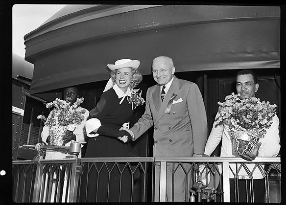 Jacqueline White and E. L. White.