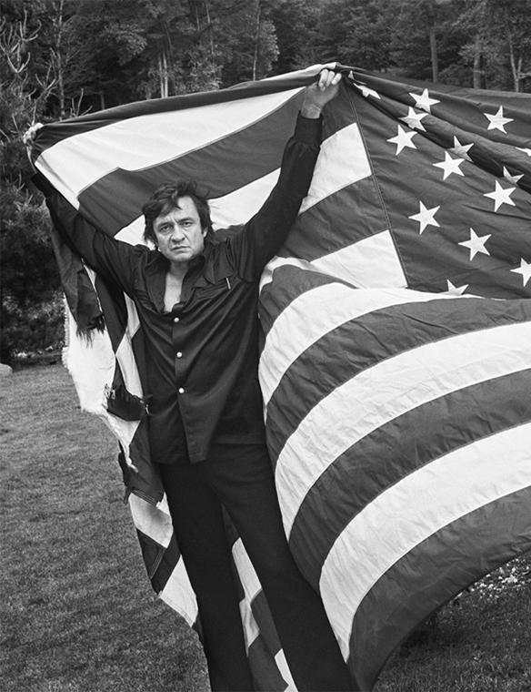 Johnny Cash, June 23, 1974
