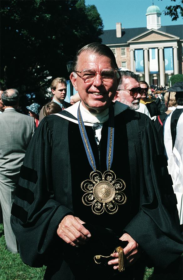 C. D. Spangler, 1995