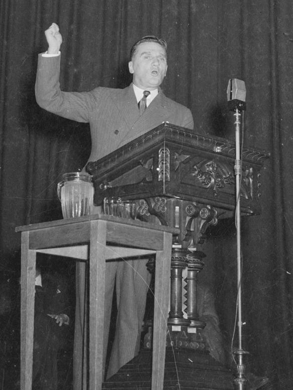 United States Senator Gerald P. Nye