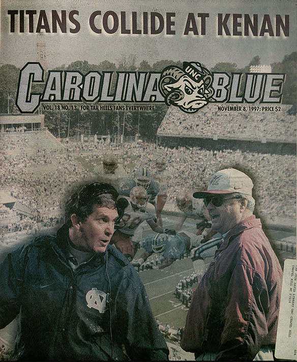 Carolina Blue cover