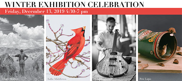 Winter Exhibition Celebration 2019