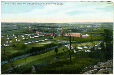 Hillsborough Postcard