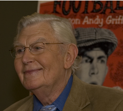 Photograph of Andy Griffith by Keith Longiotti