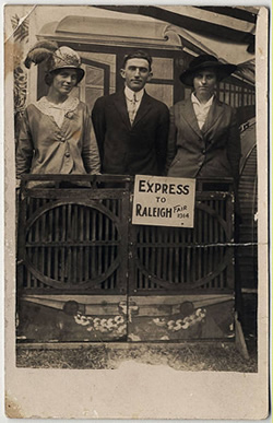 NC State Fair, 1914