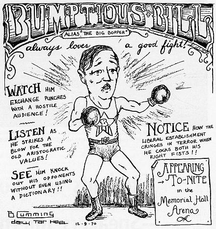 Buckley Cartoon