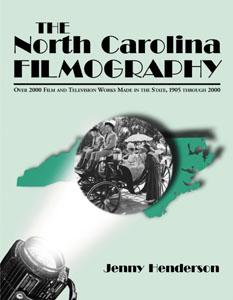 North Carolina Filmography cover