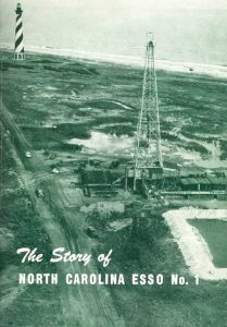 "Cover of ""The Story of Esso No. 1"""