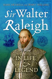 Cover of Sir Walter Raleigh in Life and Legend