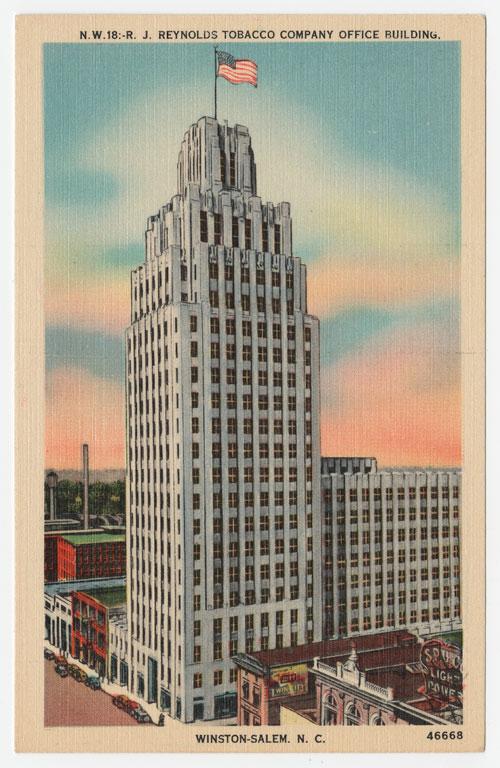 R. J. Reynolds Building