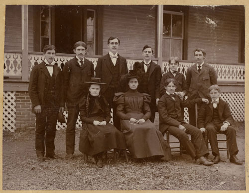 First graduating class at Canada school in Chapel Hill