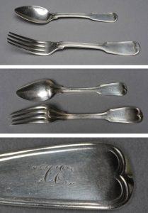 Chang's silverware