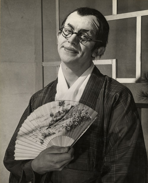 Andy Griffith in the Mikado