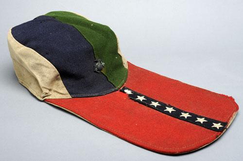 long-billed cap