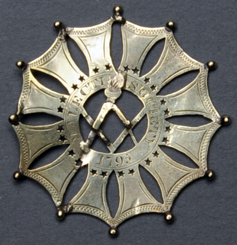 Dialectic Society medal