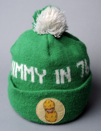 Jimmy Carter campaign hat