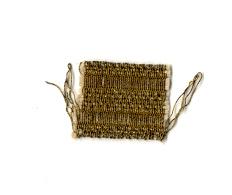 braid from General Robert E. Lee's uniform