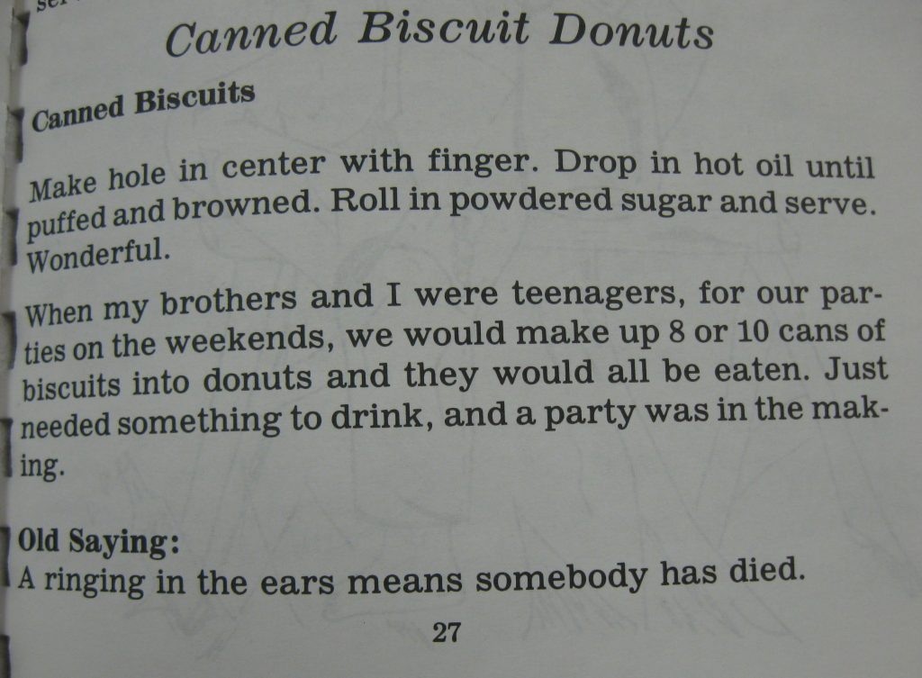 USE Canned Biscuit Donuts - Just Like Grandma Used to Make