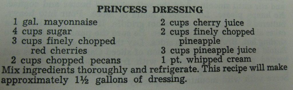 Princess Dressing - AsheVittles