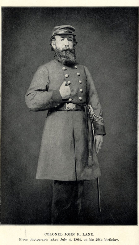 Photograph from George C. Underwood's History of the N.C. 26th Regiment