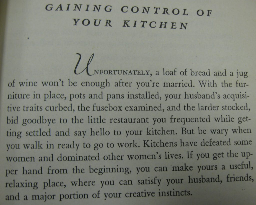Gaining control of your kitchen - Collge Wife