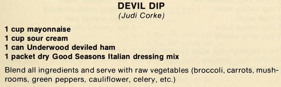 Devil Dip-The Panty Shelf