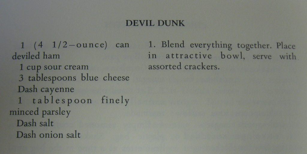 Devil Dunk - The Clockwatcher's Cookbook