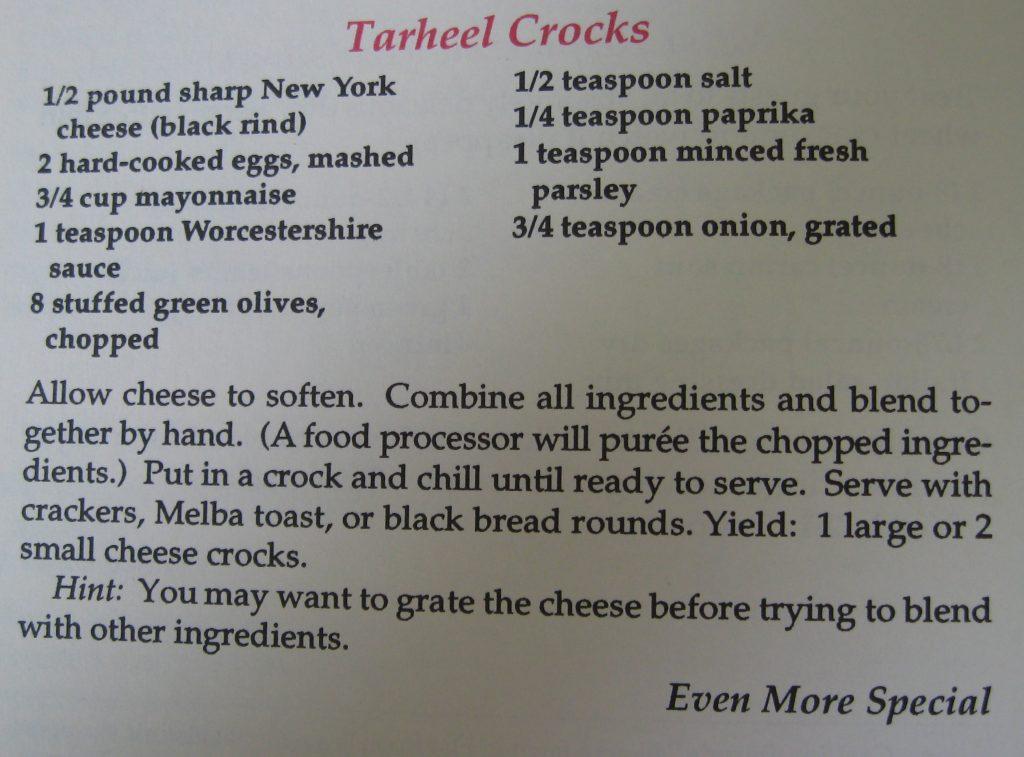 Tarheel Crocks - Best of the Best
