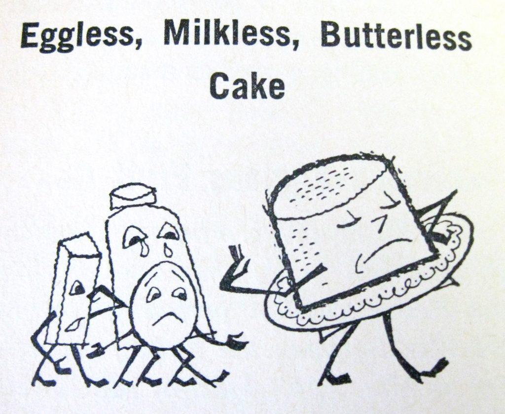 Eggless, Milkless, Butterless Cake - Progressive Farmer
