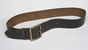 Belt worn by Thomas Wolfe